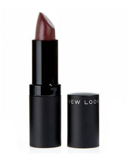 Pure Colour Plum Lipstick | New Look