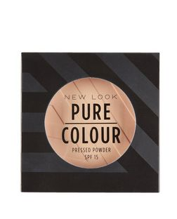 Pure Colour Light Beige Powder | New Look