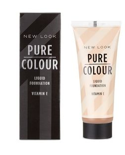 Pure Colour Honey Bronze 06 Liquid Foundation | New Look