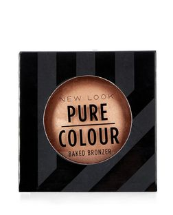 Pure Colour Bronze Baked Bronzer Powder  | New Look