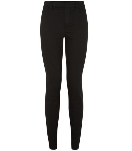 Tall 36in Black Jeggings  | New Look