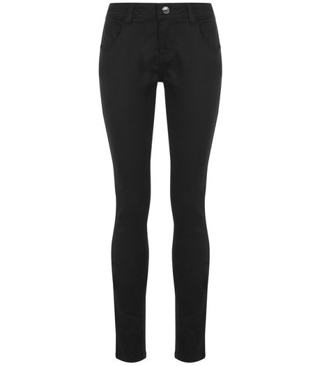 Teens Black Skinny Jeans  | New Look