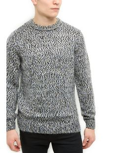 Black Knitted Jumper | New Look