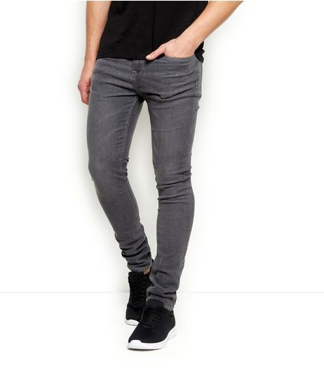 Check out our selection of mens jeans - skinny, tapered, slim fit, drop crotch & acid wash men's denim all available at boohooMAN! Grey Skinny Fit Jeans £ £ Skinny Fit Washed Jeans £ £ Channel your inner rockstar with a pair of black skinny jeans, teamed up with a white tee and a black leather jacket and boots.