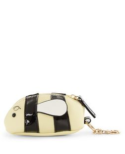 Yellow 3D Bumblebee Purse  | New Look