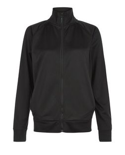 Black Sports Jacket  | New Look