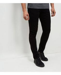 Black Skinny Chinos | New Look