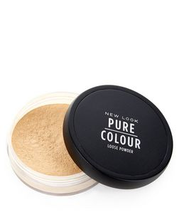 Pure Colour Neutral Loose Powder | New Look