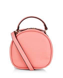 Pink Mini Across Body Bag  | New Look