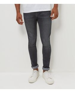 Navy Super Skinny Jeans | New Look