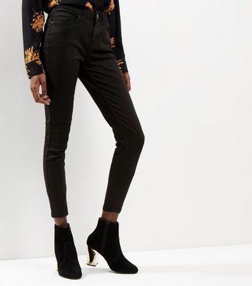 Super Skinny Black Jeans Womens - Jon Jean