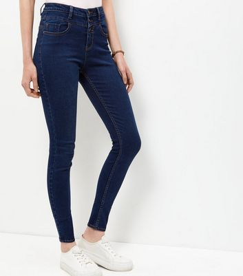 New look super skinny high waisted jeans – Global fashion jeans models