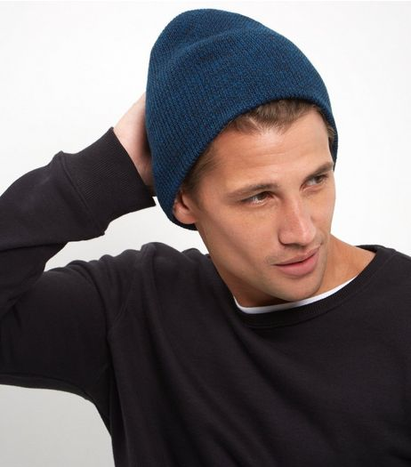 Blue Beanie  | New Look