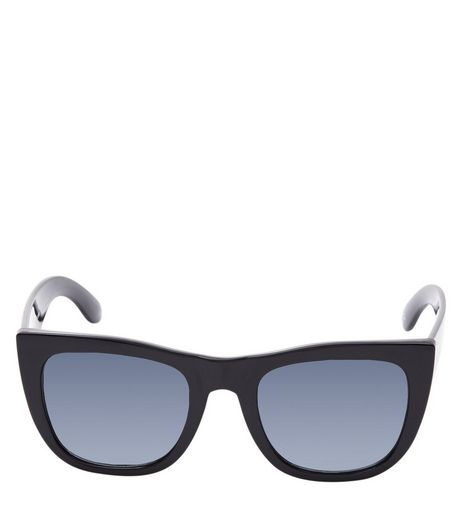 Black Square Sunglasses | New Look