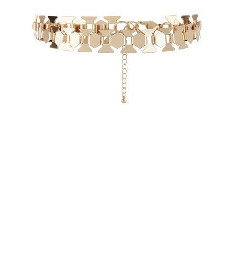 Gold Chain Gold Anklet  | New Look