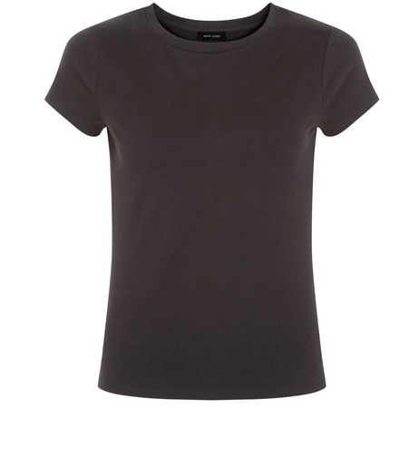 Black T-Shirt | New Look