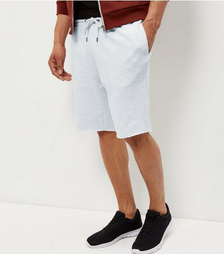 White Pique Shorts | New Look