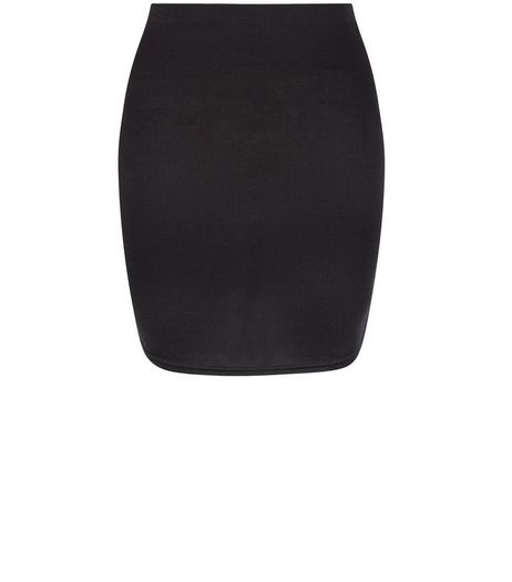 Parisian Black Tube Skirt | New Look