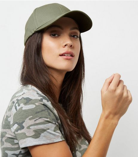 Light Green Cap | New Look