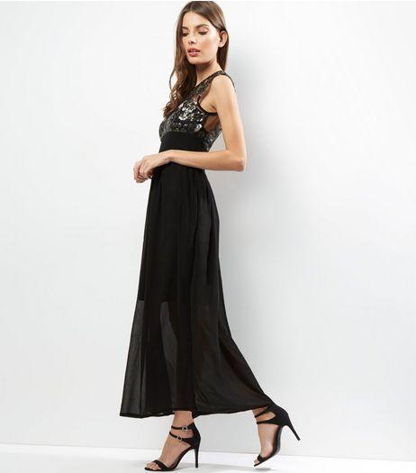Petite bandeau maxi dress uk