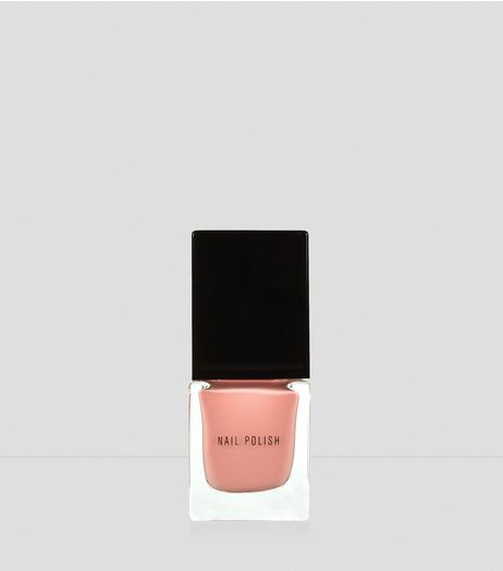 Dusty Coral Nail Polish | New Look