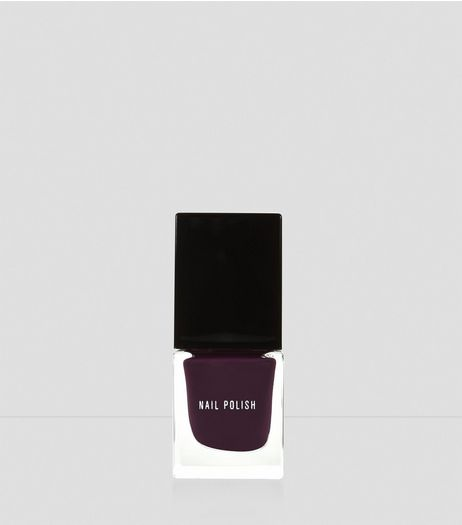Black Cherry Nail Polish | New Look