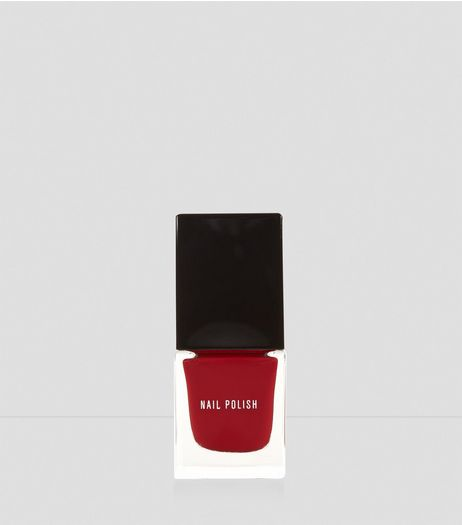 Ruby Red Nail Polish | New Look
