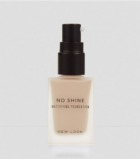 Porcelain No Shine Mattifying Foundation | New Look