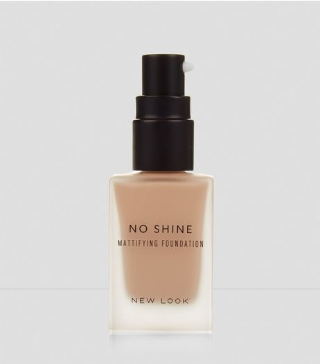 Natural Tan No Shine Mattifying Foundation | New Look