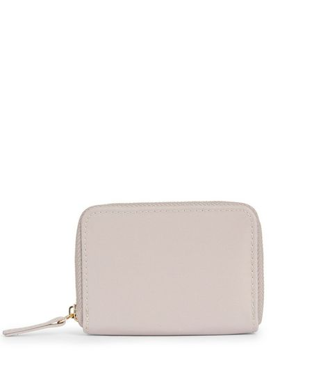 Mink Zip Around Cardholder | New Look