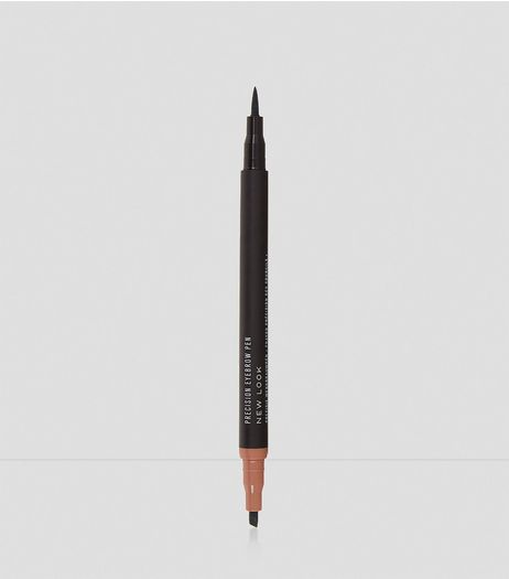 Light Brown Precision Eyebrow Pen | New Look