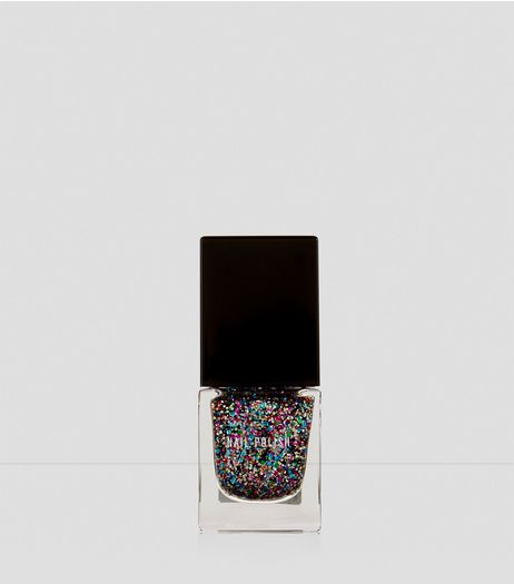Glitter Bug Nail Polish | New Look