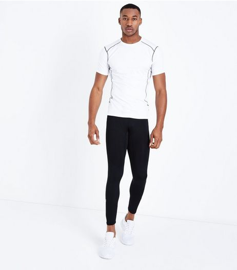 Black Running Tights | New Look