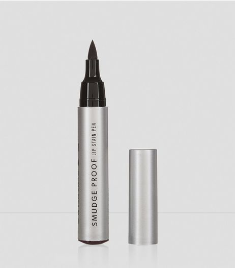 Intense Berry Smudge Proof Lipstain Pen | New Look