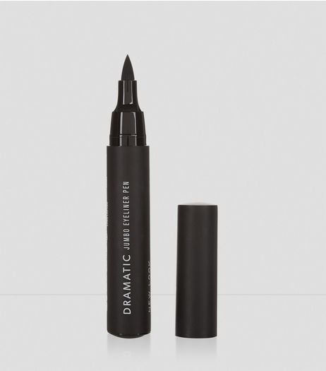 Black Dramatic Jumbo Eyeliner Pen | New Look
