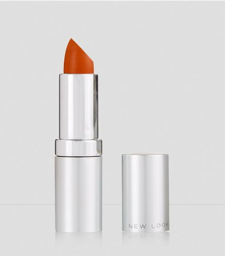 Spice Orange Moisturising Lipstick | New Look
