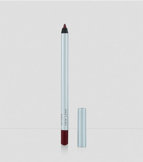 Mulberry Red Lip Liner | New Look