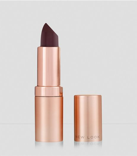 Blackberry Matte Lipstick  | New Look