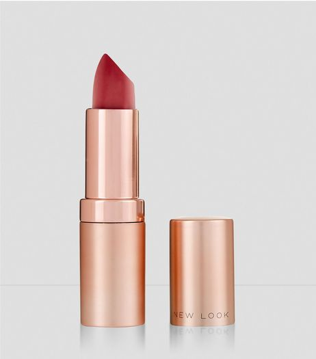 Orchid Matte Lipstick | New Look