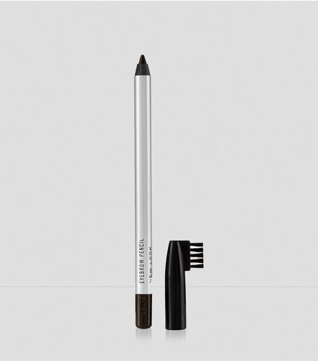Dark Brown Eyebrow Pencil | New Look