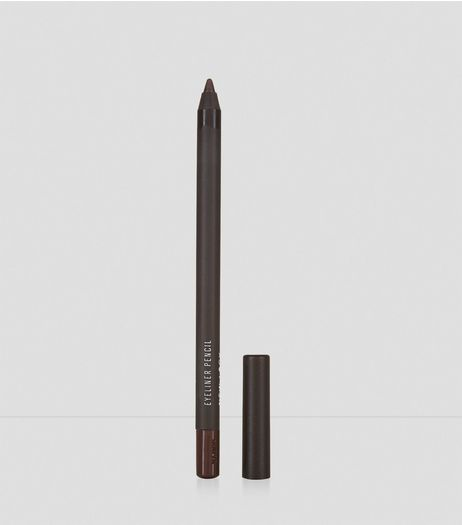 Black Plum Eye Liner Pencil | New Look