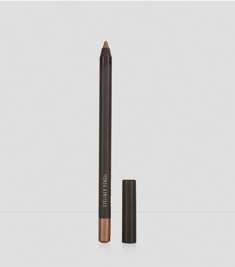 Gold Eye Liner Pencil | New Look
