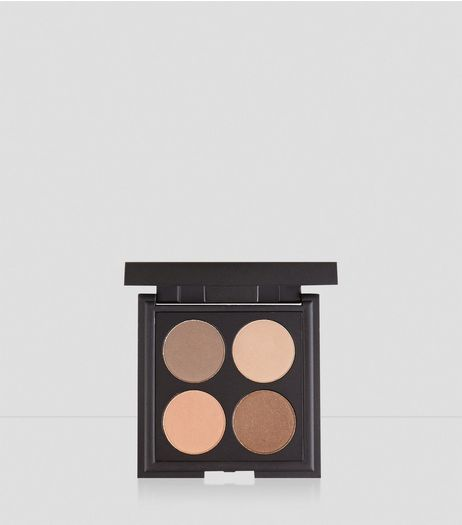 Dark Nudes Eyeshadow Palette | New Look