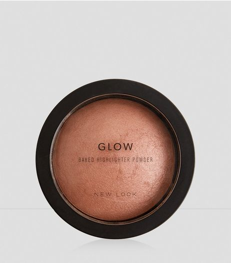 Gold Rush Glow Baked Highlighter Powder | New Look