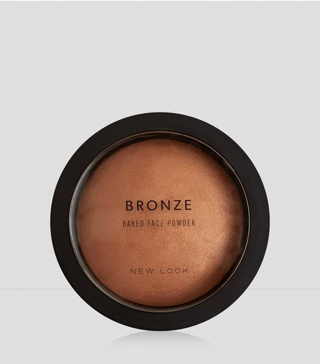 Bronze Baked Face Powder  | New Look
