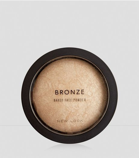 Golden Glow Bronze Bakes Face Powder | New Look