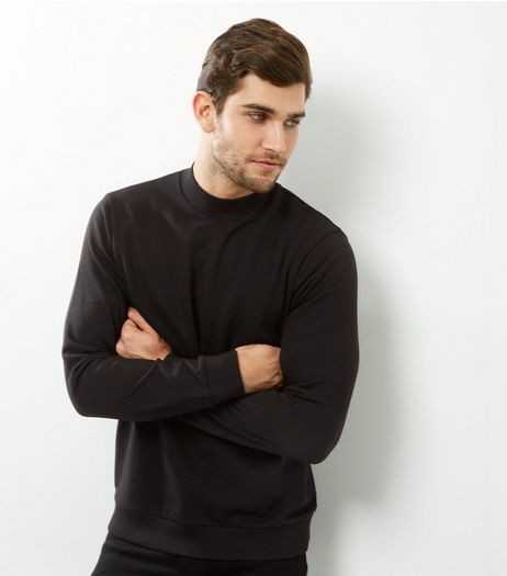 Black Turtle Neck Sweater | New Look