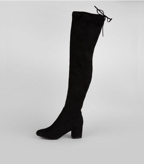 Over the Knee Boots | Ladies Boots | New Look