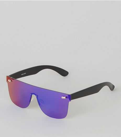 Purple Sunglasses | New Look