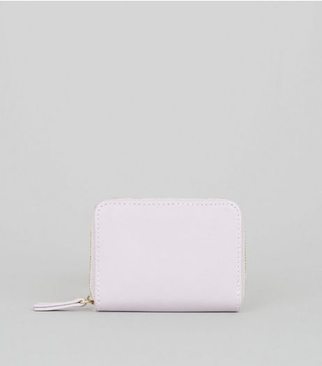 Lilac Cardholder | New Look
